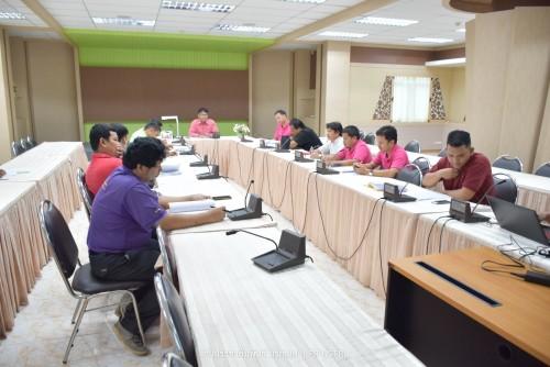 มรภ.นศ. จัดประชุมฝ่ายโสตทัศนศึกษา เตรียมการใช้งานในภาคเรียนที่ 2/2562