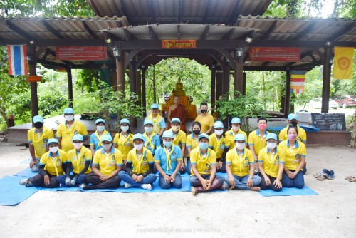 NSTRU's Central Administration Division holds a volunteer spirit activity