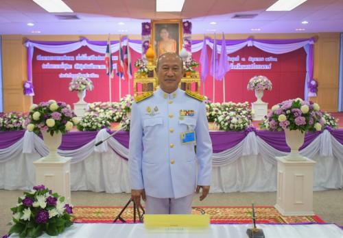 มรภ.นศ. ร่วมพิธีลงนามถวายพระพรเนื่องในโอกาสวันเฉลิมพระชนมพรรษา สมเด็จพระนางเจ้าสุทิดา พัชรสุธาพิมลลักษณ พระบรมราชินี 3 มิถุนายน 2563